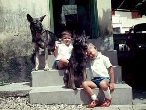 Marco+Andrej+Milor+Diana 1964