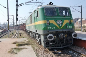 WAG-9 Locomotive, India