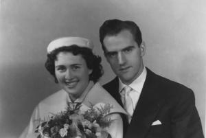 Wedding 1957