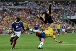 World Cup France - Brazil