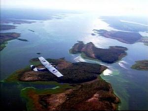 Lake Kariba 1982